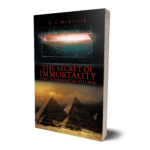 PNG Book Standing The Secret of Immortality
